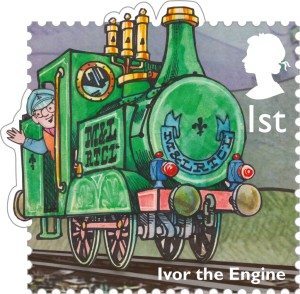 Ivor the Engine, 1st class.