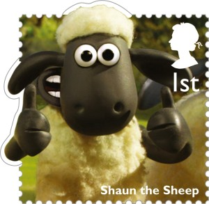 Shaun the Sheep, 1st class.