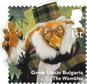 Great Uncle Bulgaria from The Wombles, 1st class.