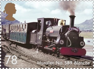 Hunslet No.589 Blanche, 78p.