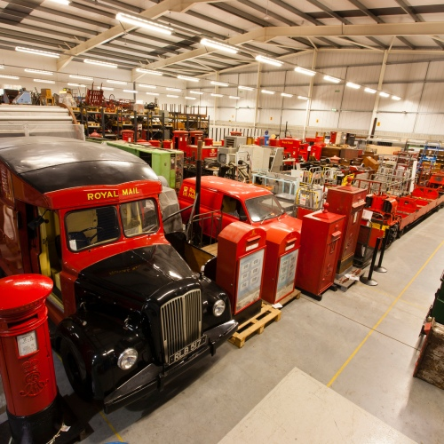 Our vehicle collection at our store in Essex.