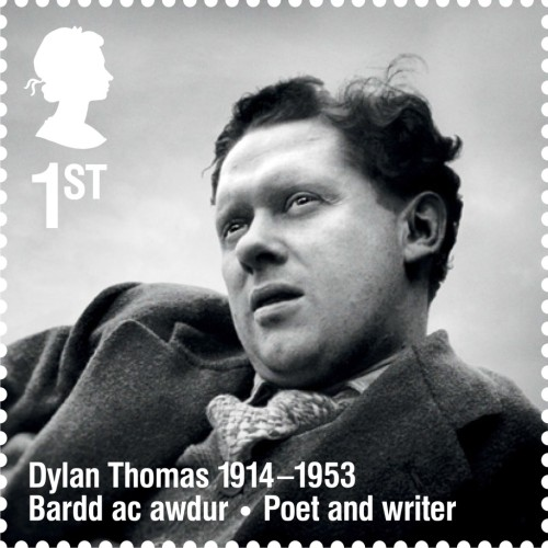 Dylan Thomas, 1st class.