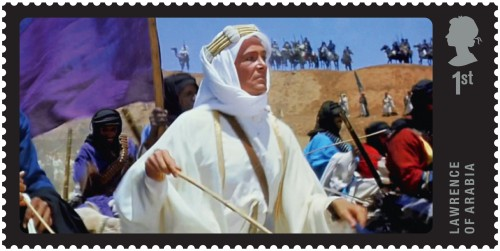 Lawrence of Arabia, £1.28