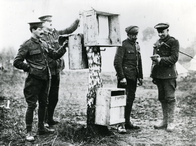 Field Post Box