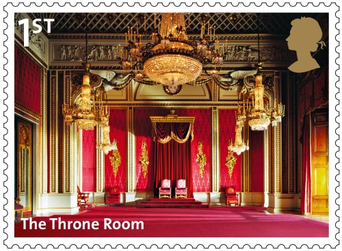 The Throne Room, 1st class.