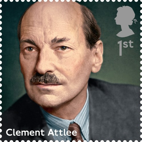 PM Clement Attlee, £0.97