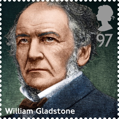 PM William Gladstone, £0.97