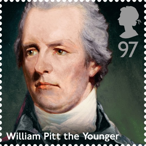 PM William Pitt the Younger, £0.97