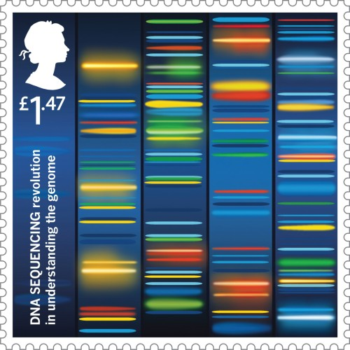 DNA Sequencing, £1.47.