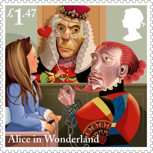 Alice in Wonderland, £1.47.