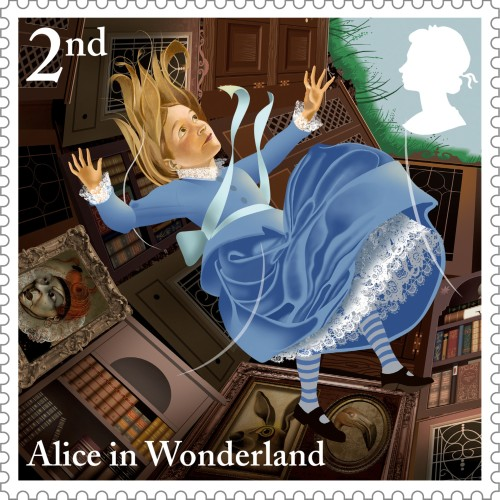 Alice in Wonderland, 2nd class.