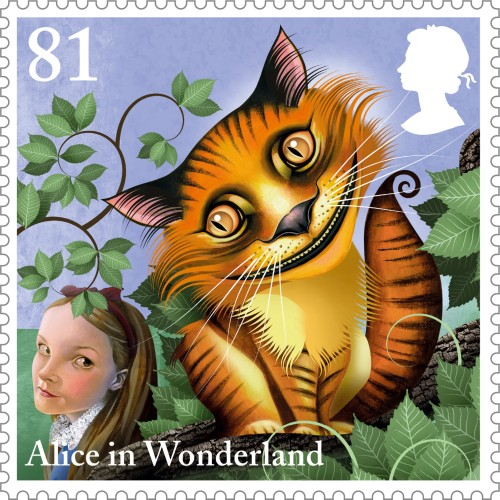 Alice in Wonderland, 81p.