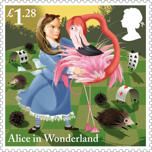 Alice in Wonderland, £1.28.