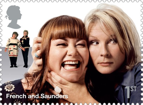 Comedy_Greats_French_and_Saunders_Stamp_400%