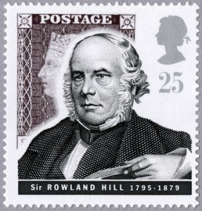 Pioneers of Communications Sir Rowland Hill