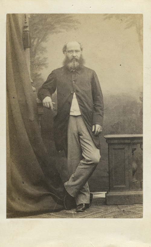 Picture of Trollope c.1860
