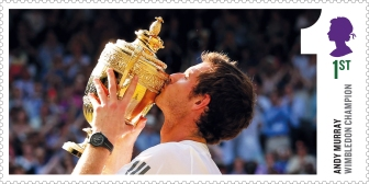 Andy Murray - Gentlemen's Singles Champion Wimbledon 2013 - 1st NVI