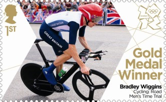 Team GB Gold Medal Winners 2012 Bradley Wiggins - 1st NVI