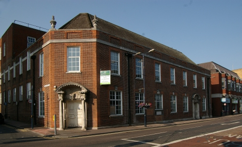 Maidstone post office