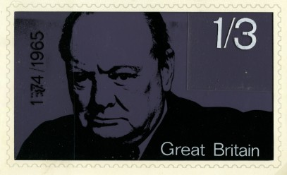 1965 Churchill Commemorative