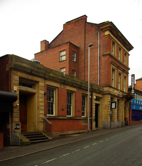 Wakefield post office