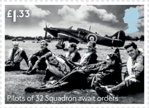 The Battle of Britain £1.33 Stamp (2015)