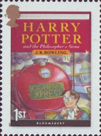 1st, Harry Potter and the Philosophers Stone from Harry Potter (2007)