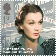 1st, Vivien Leigh (1913-1967) from Great Britons (2013)
