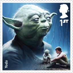 Star Wars 1st Stamp (2015) Yoda