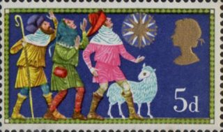 5d, The Three Shepherds from Christmas (1969)